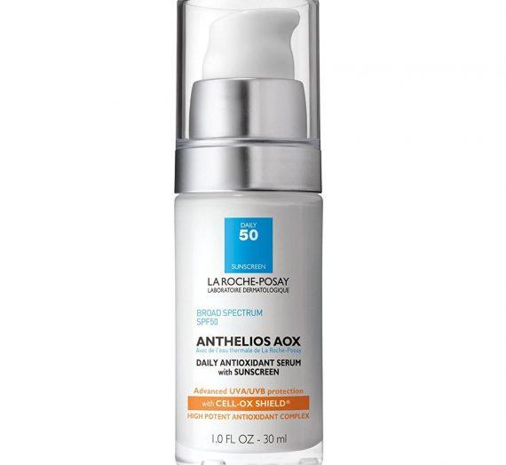 Anthelios AOX Daily Antioxidant Serum with SPF 50
