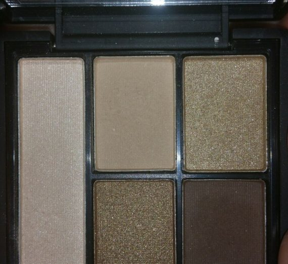 Clay Eyeshadow Palette – Necessary Nudes