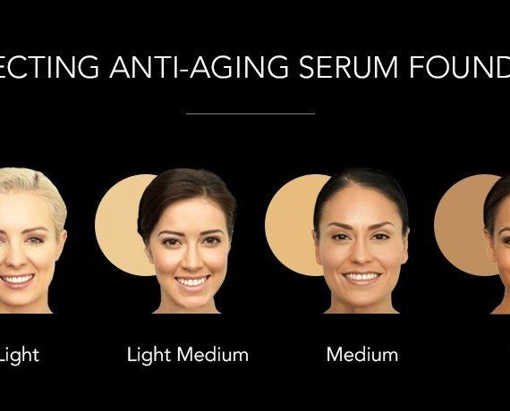 REVEAL Color Correcting Anti-Aging Serum Foundation SPF 15