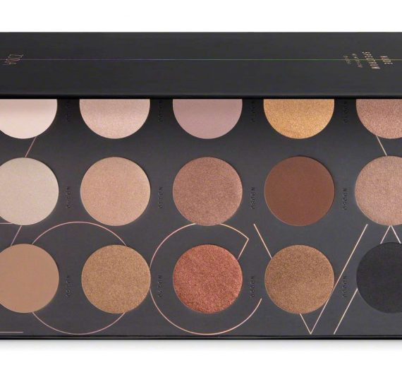 Nude Spectrum Eyeshadow Palette