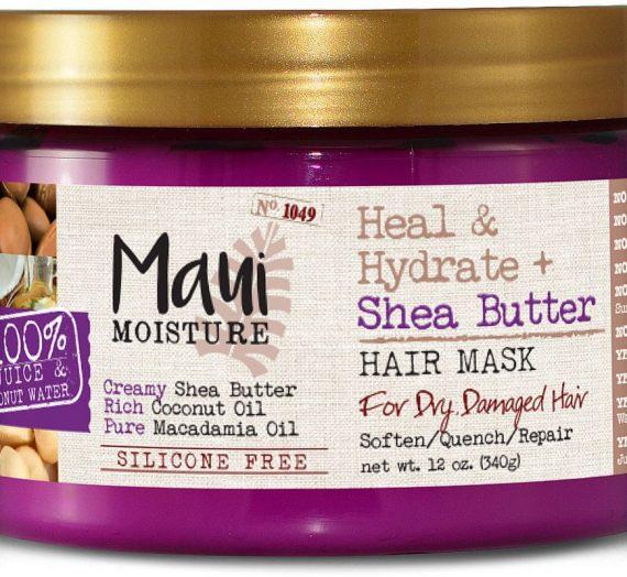Heal & Hydrate + Shea Butter Hair Mask