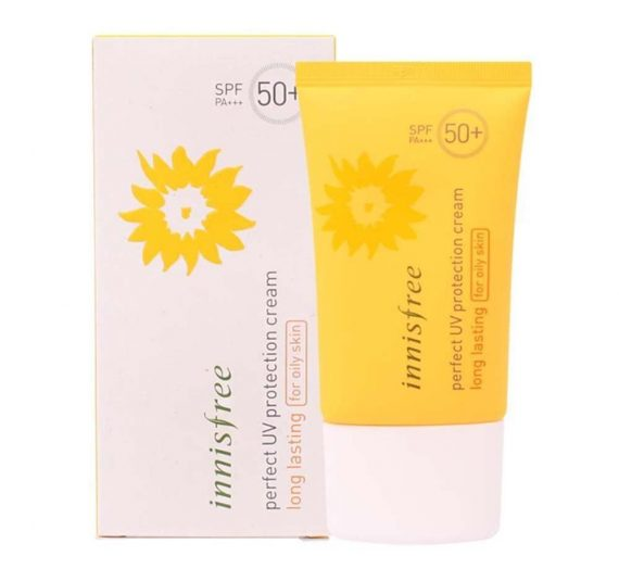 Perfect UV Protection Cream Long Lasting (For Oily Skin)