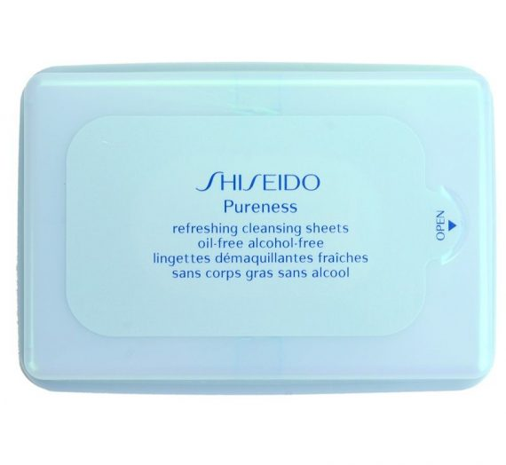 Pureness Refreshing Cleansing Sheets