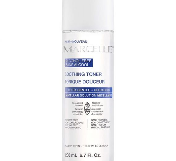 Alcohol-Free Soothing Toner