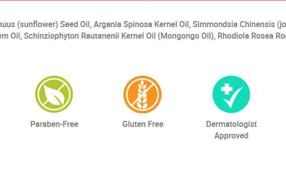 Organic Wear Bright Booster Oil Elixir