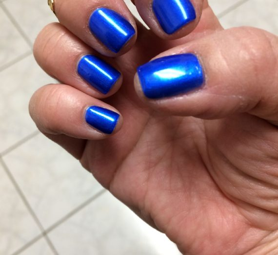 Nail Lacquer – Frostbite