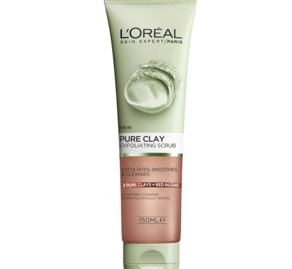 Paris Pure Clay Cleanser – Exfoliate and Refine
