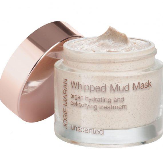 Whipped Mud Mask Argan Hydrating & Detoxifying Treatment