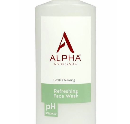 Gentle Cleansing Refreshing Face Wash