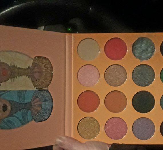 The Magic Eyeshadow Palette