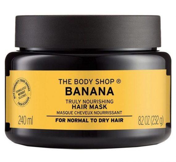 Banana Truly Nourishing Hair Mask