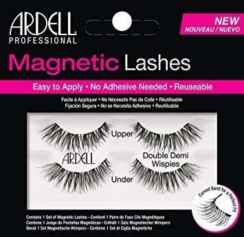 Magnetic Lashes – Double Demi Wispies