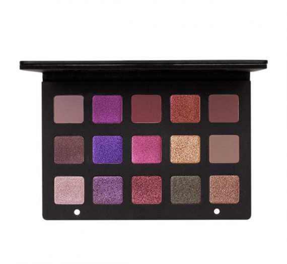 Lila Eye Shadow Palette