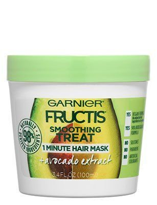 Fructis Smoothing Treat One Minute Hair Mask + Avocado Extract