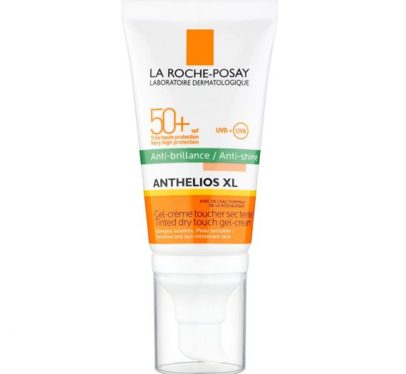 Anthelios XL 50+ Anti-Shine Tinted Dry Touch Gel Creme