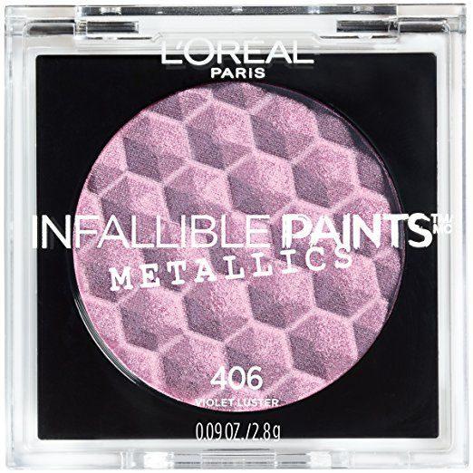 Infallible Paints Eyeshadow Metallics