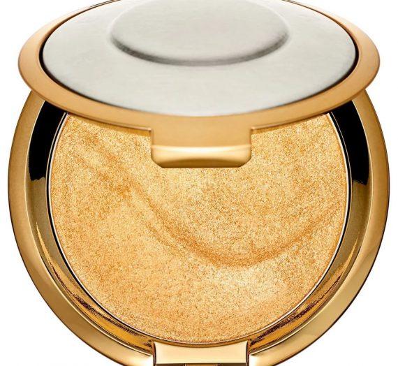 Shimmering Skin Perfector Pressed Highlighter – Gold Lava