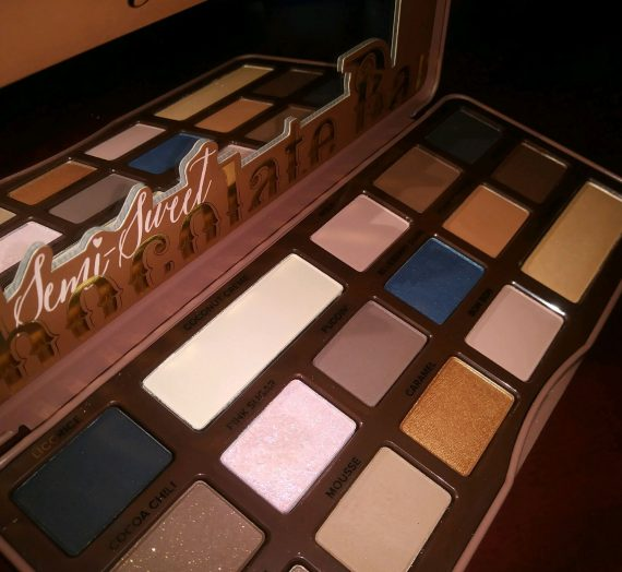 Semi Sweet Chocolate Bar Eyeshadow Palette [DISCONTINUED]