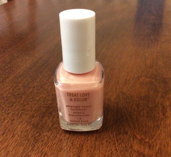 Treat, Love & Color Nail Polish – Tinted Love