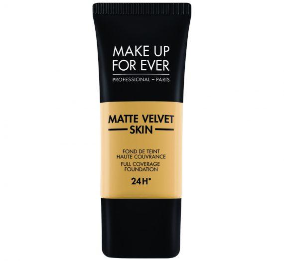 Matte Velvet Skin Full-Coverage Foundation