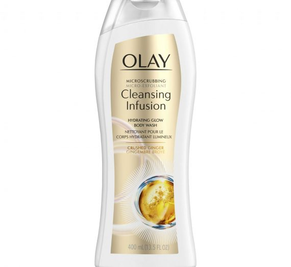 Cleasning Infusion Body Wash – Crushed Ginger