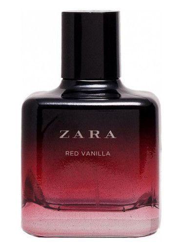 Zara Red Vanilla Perfume