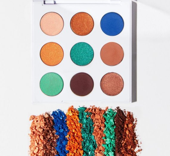 MAR Pressed Powder Shadow Palette