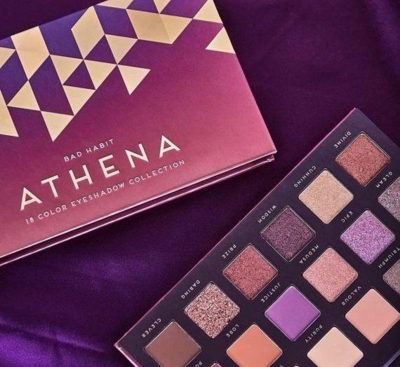 Bad Habit Eyeshadow Palette – Athena