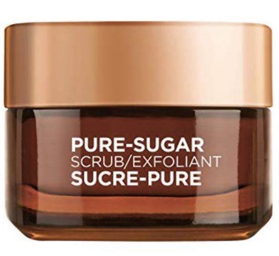 Pure-Sugar Nourish & Soften Cocoa Scrub