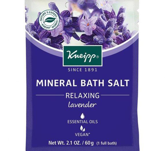 Relaxing Mineral Bath Salt – Relaxing Lavender