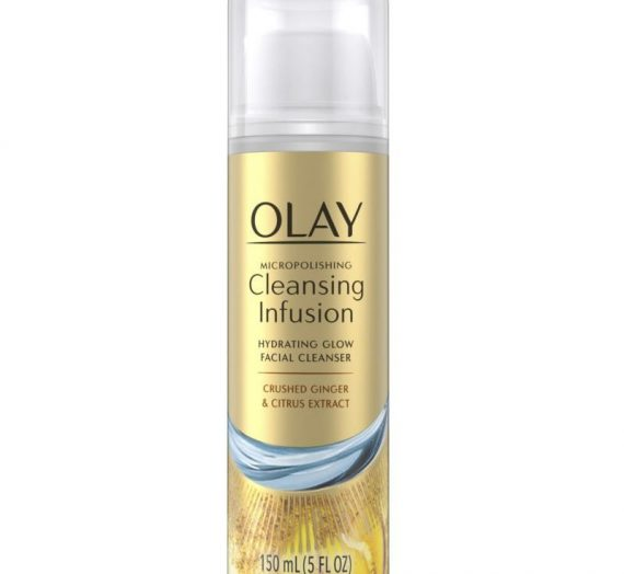 Micropolishing Cleansing Infusion Hydrating Glow Facial Cleanser