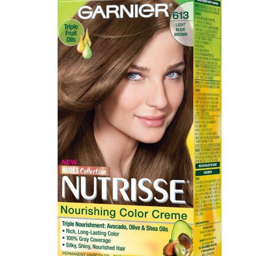 NUTRISSE Nourishing Color Creme – 613 Light Nude Brown