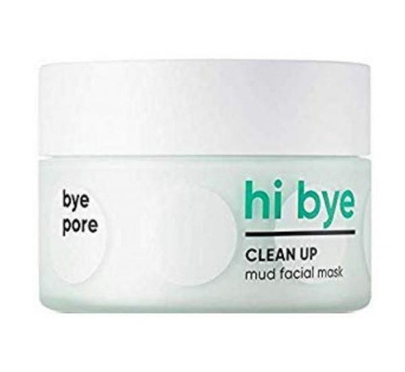 hi bye CLEAN UP Mud Facial Mask