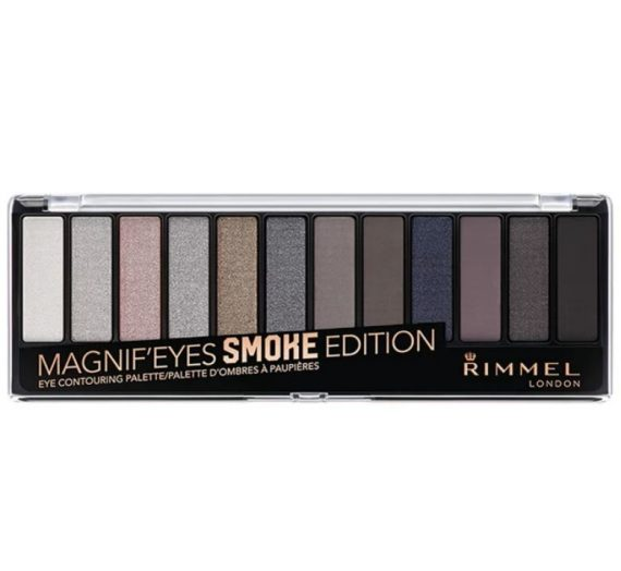 Magnif'eyes Eye Contouring Palette – Smoke Edition
