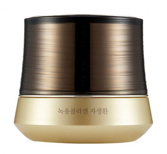 Yehwadam Nokyong Collagen Contour Lift Gold Capsule Cream