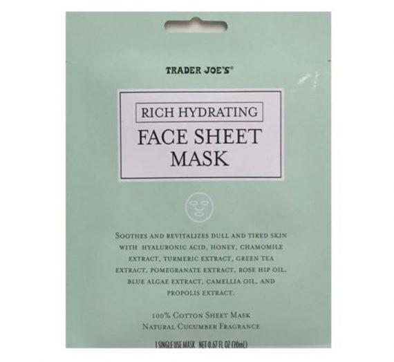 Rich Hydrating Face Sheet Mask