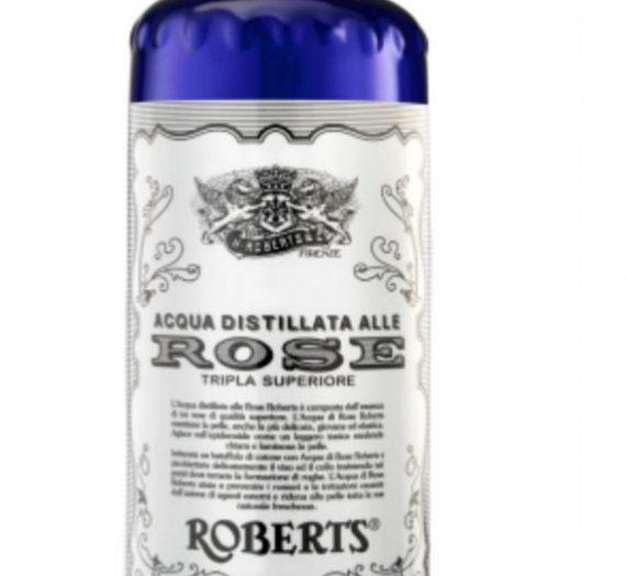 Roberts – Acqua Distillata Alle Rose