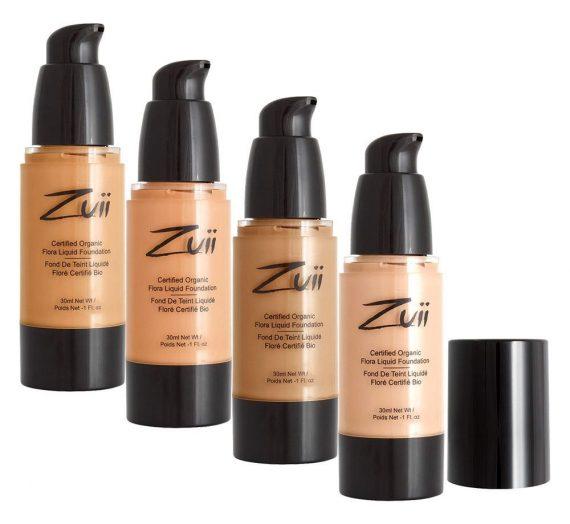 Zuii Certified Organic Flora Liquid Foundation