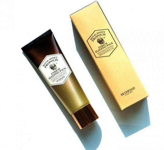 Royal Honey Enrich Sleeping Pack