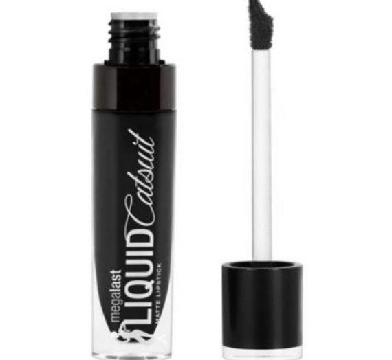 MegaLast Liquid Catsuit Matte Lipstick – So Noir Cool
