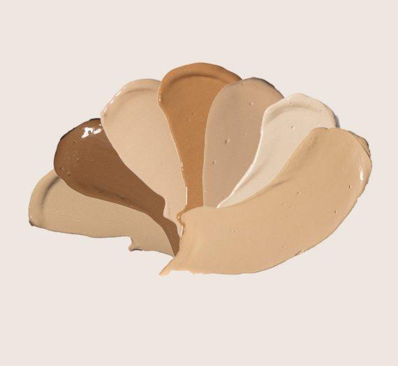 Cosmetics Second Skin Light Diffusing Foundation