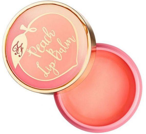 Peach Mega Moisture Lip Balm – Peaches and Cream Collection