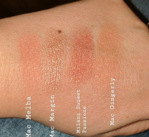 Baked Blush – Sunset Passione