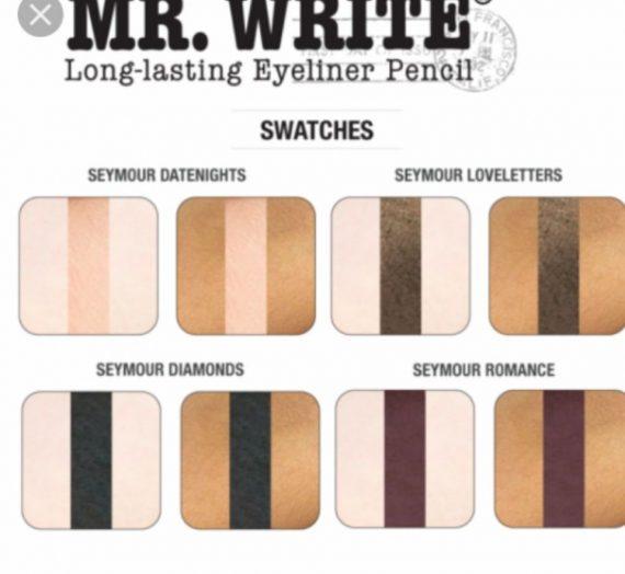 The Balm Mr.Write Eyeliner Pencil – Seymour Romance