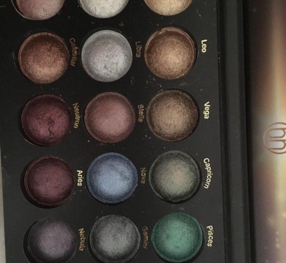 Supernova 18-Color Baked Eyeshadow Palette