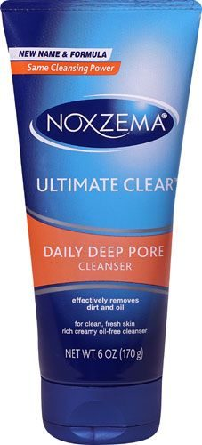 ULTIMATE CLEAR Daily Deep Pore Cleanser