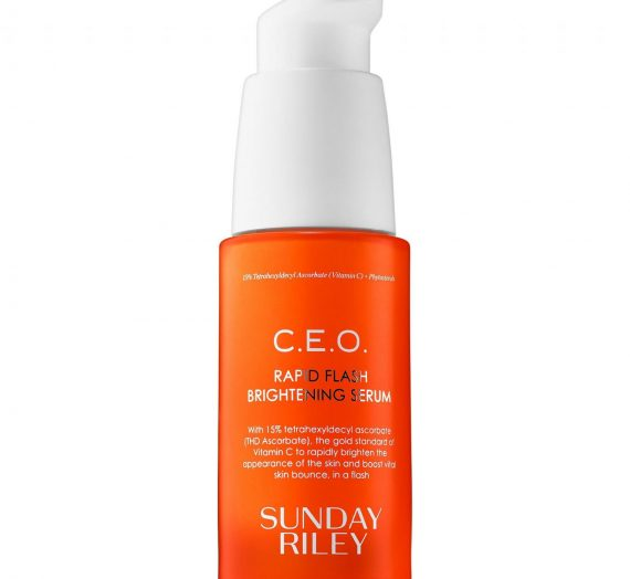 C.E.O Glow Vitamin C   Turmeric Face Oil