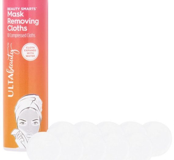 Beauty Smarts Mask Removing Cloths