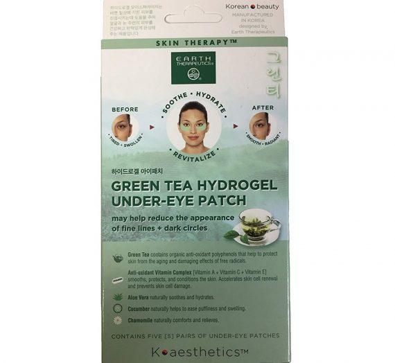 Green Tea Hydrogel Under-Eye Patch