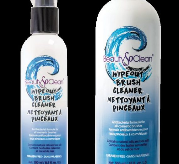 Beauty-So-Clean Wipeout Brush Cleaner